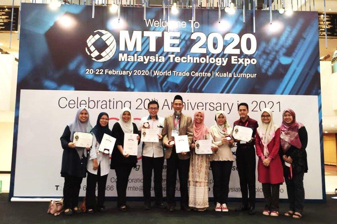 FRIM menang lima pingat di MTE 2020