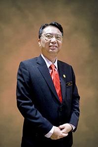 YBhg. Datu Hamden Mohammad