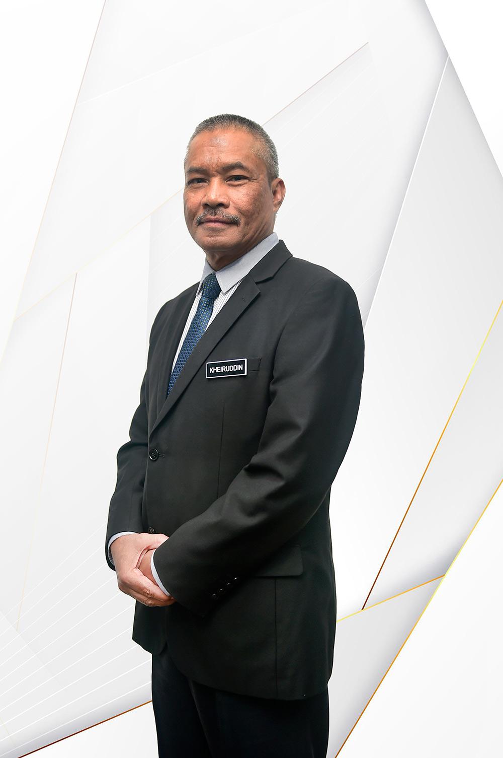 Encik Mohd Kheiruddin Mohd Rani