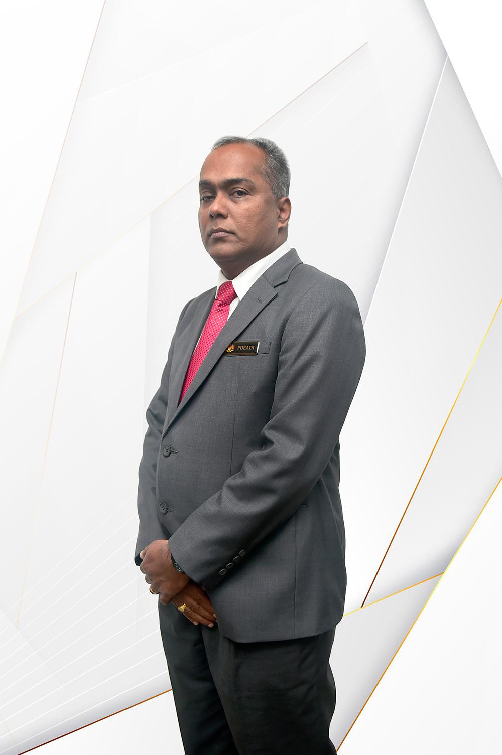 Encik Pubadi a/l Govindasamy