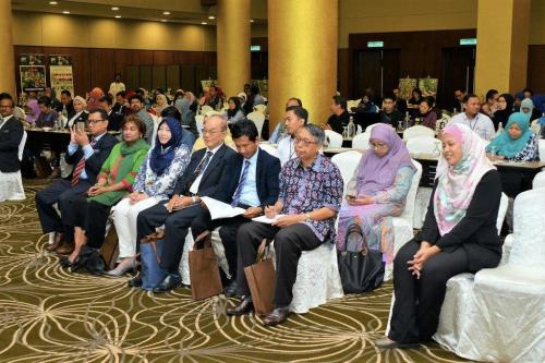 Sebahagian daripada peserta persidangan.