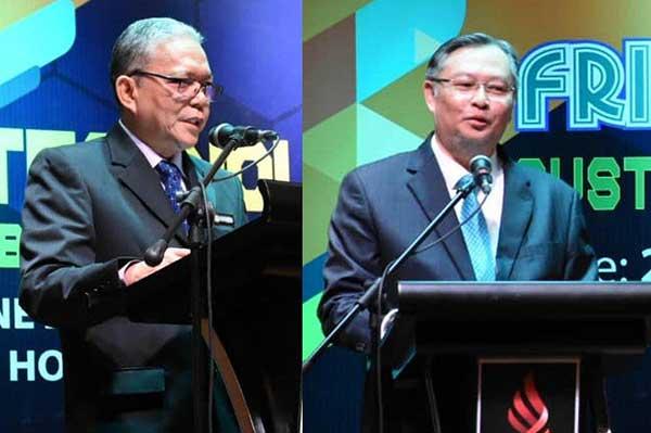 FRIM sedia bantu industri perhutanan Sarawak