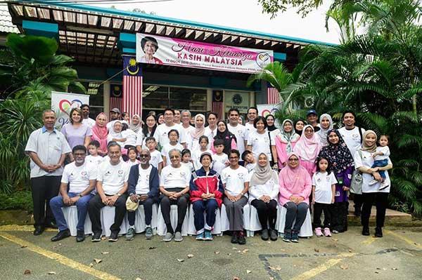 Hari keluarga KASIH Malaysia